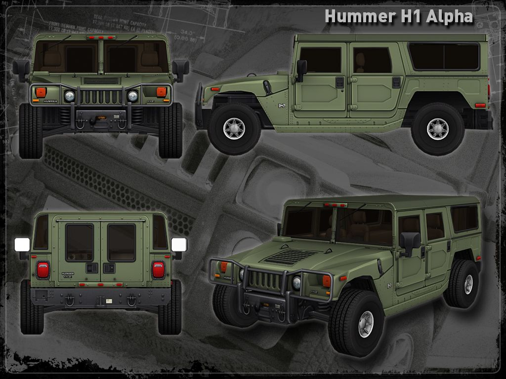 screenshot de 4x4 hummer 2008 12 de 38. Black Bedroom Furniture Sets. Home Design Ideas